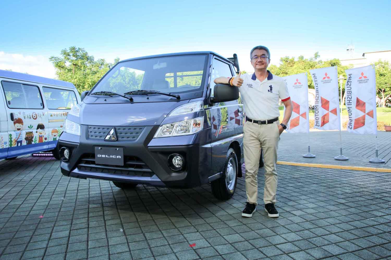 中華三菱新世代得利卡推出全新自排車款。