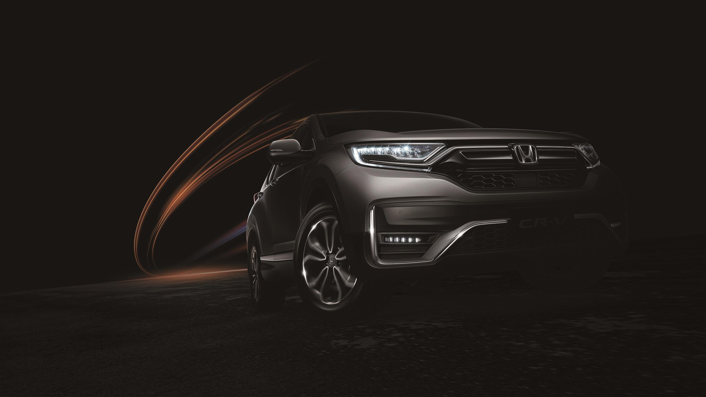 小改款 Honda CR-V 百萬內就有 ACC、車道維持,預售 96.9 萬起