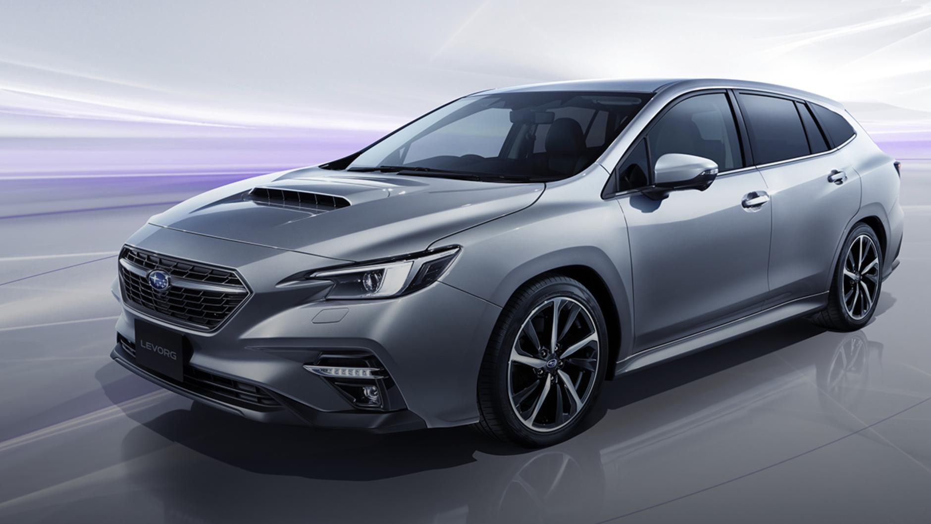 Subaru 全新 Levorg、Impreza 確定導入,2021 引進計劃曝光