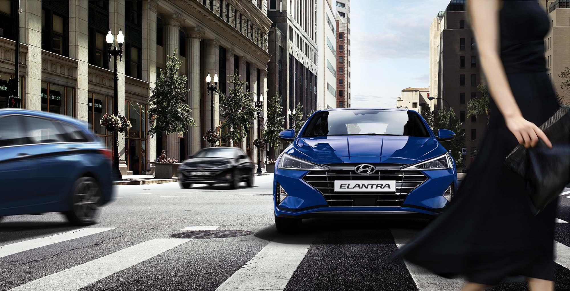 21 年式 Hyundai Elantra 預售開跑,70.9 萬起有跟車系統、車道輔助