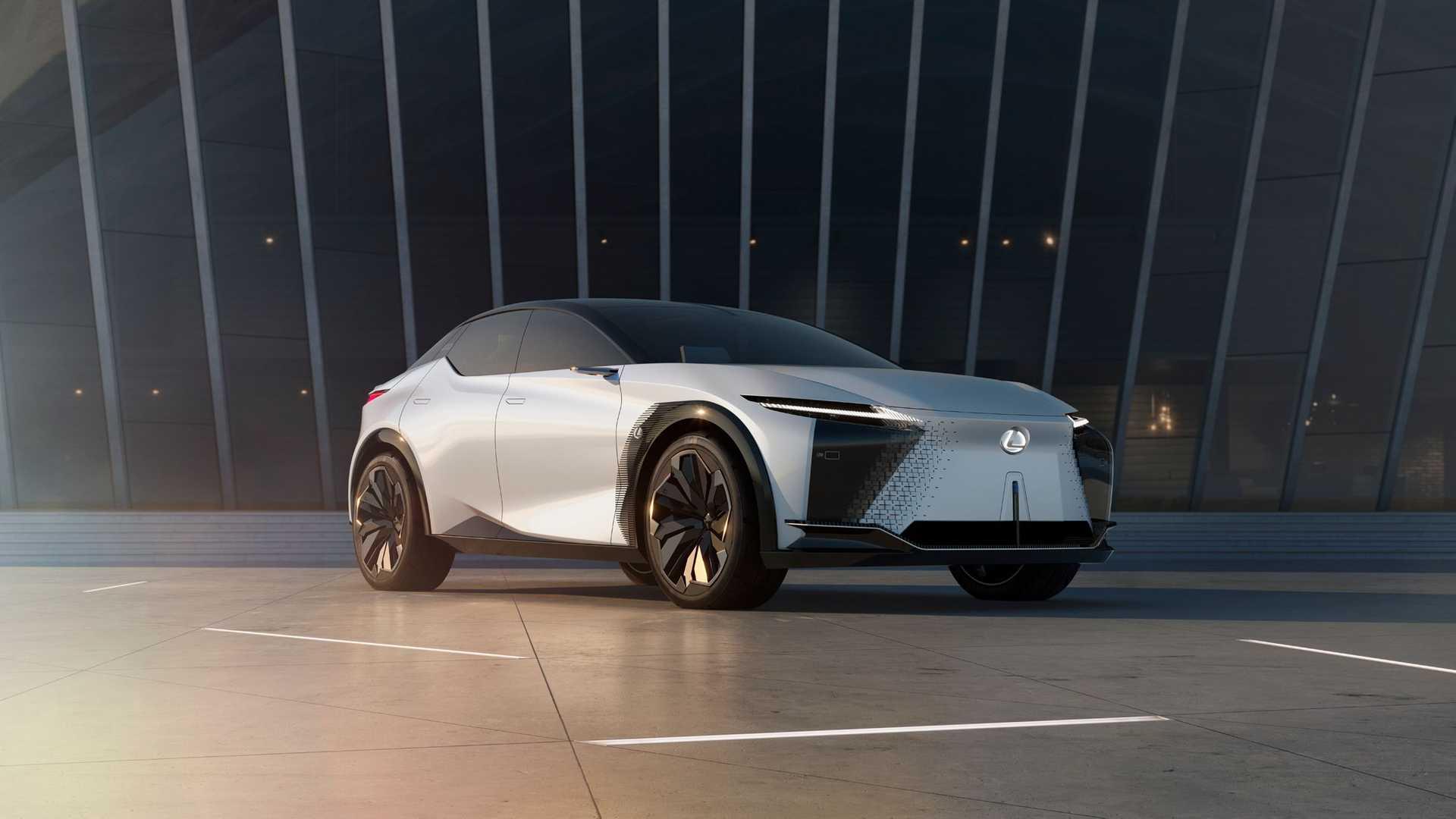 Lexus 推出 LF-Z 電動概念車之際,也宣告未來四年內品牌的電動化佈局。