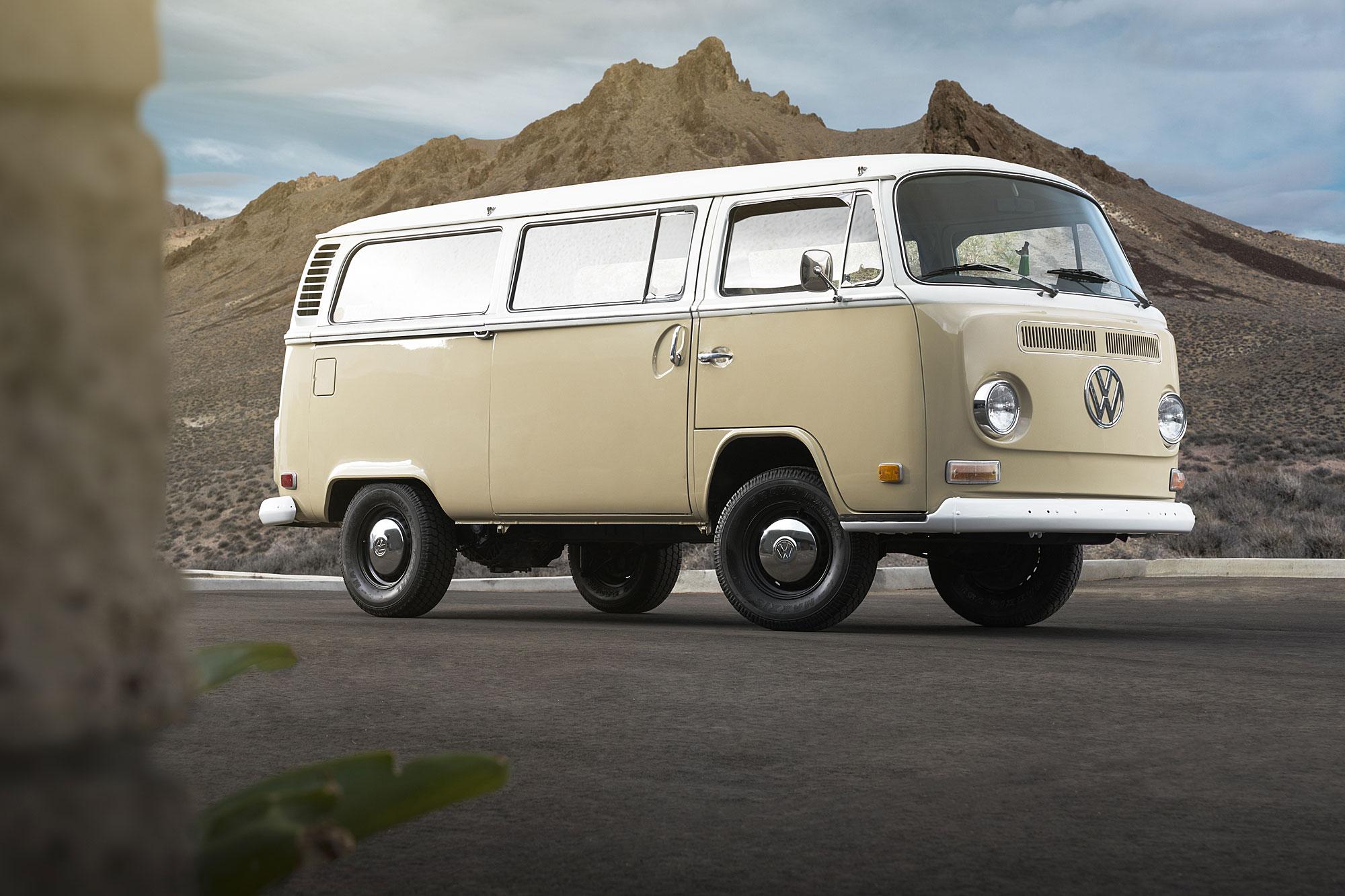 T2 e-Bus 展現老車電動化的新態度。