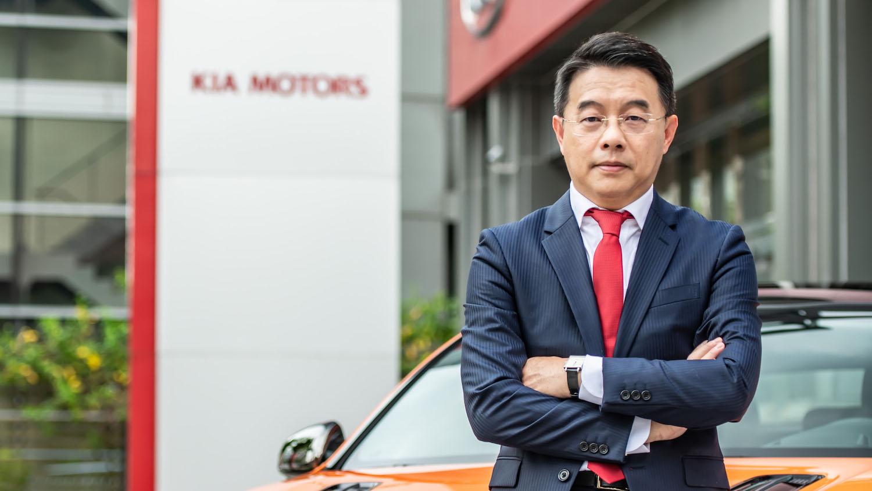 台灣 Kia 迎新總裁,目標強化品牌實力