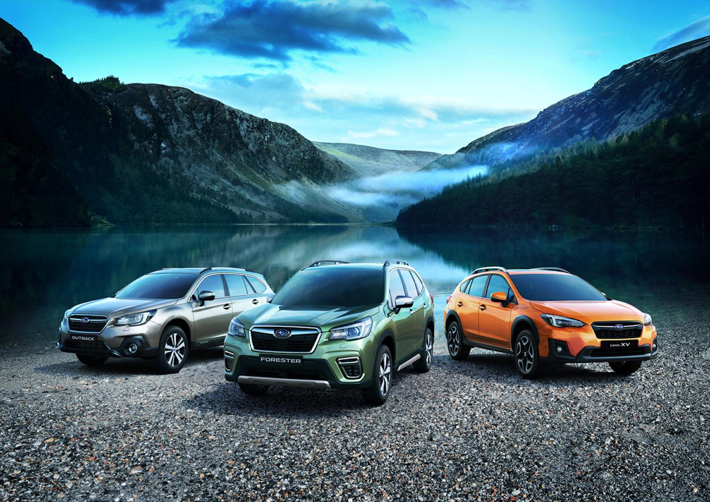 可靠、忠誠度雙贏!Subaru 8 月舊換新享最高 19.2 萬優惠