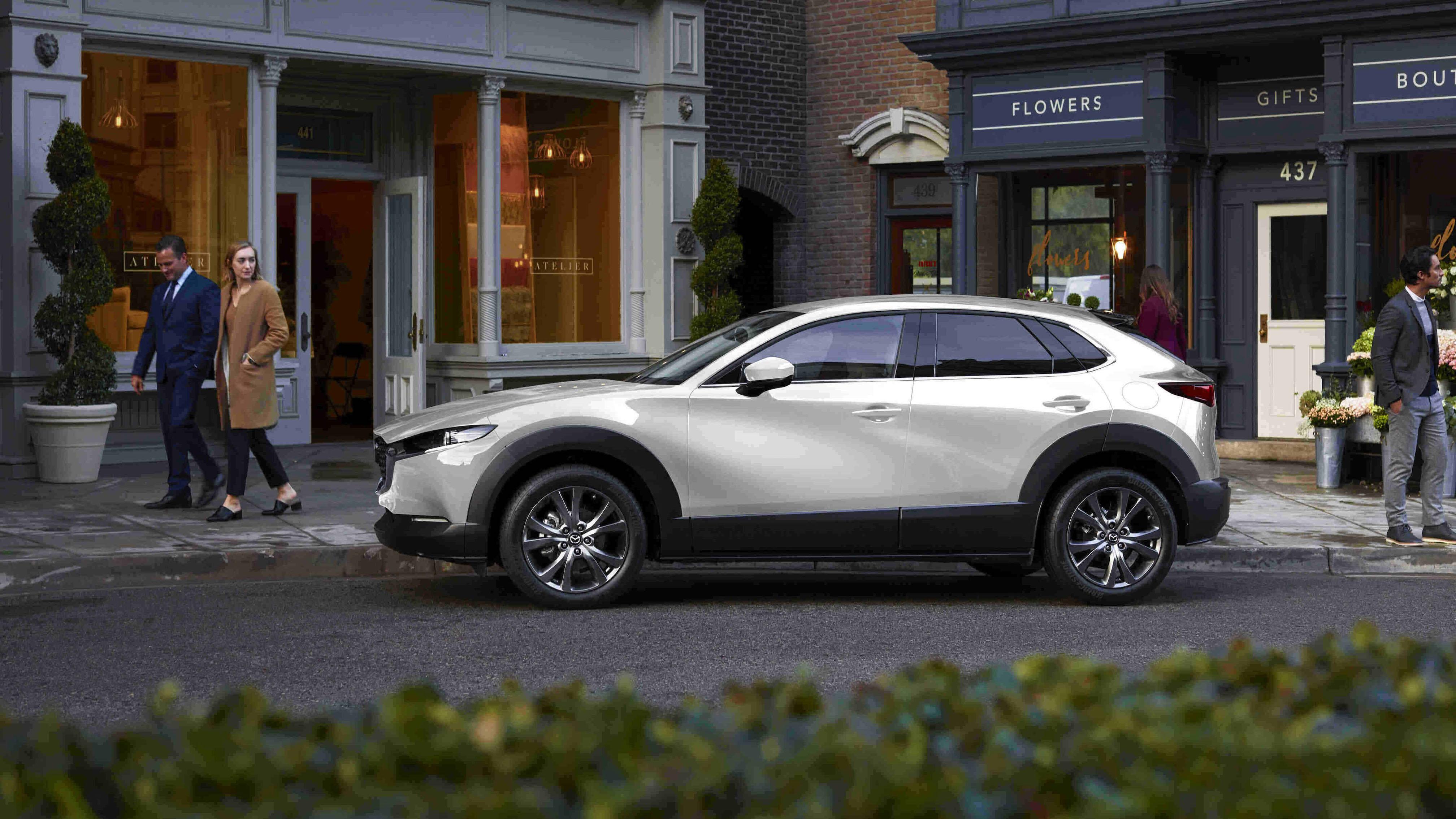 新年式 Mazda CX-30 86.9 萬起有全速域 ACC,高規版升級電動尾門
