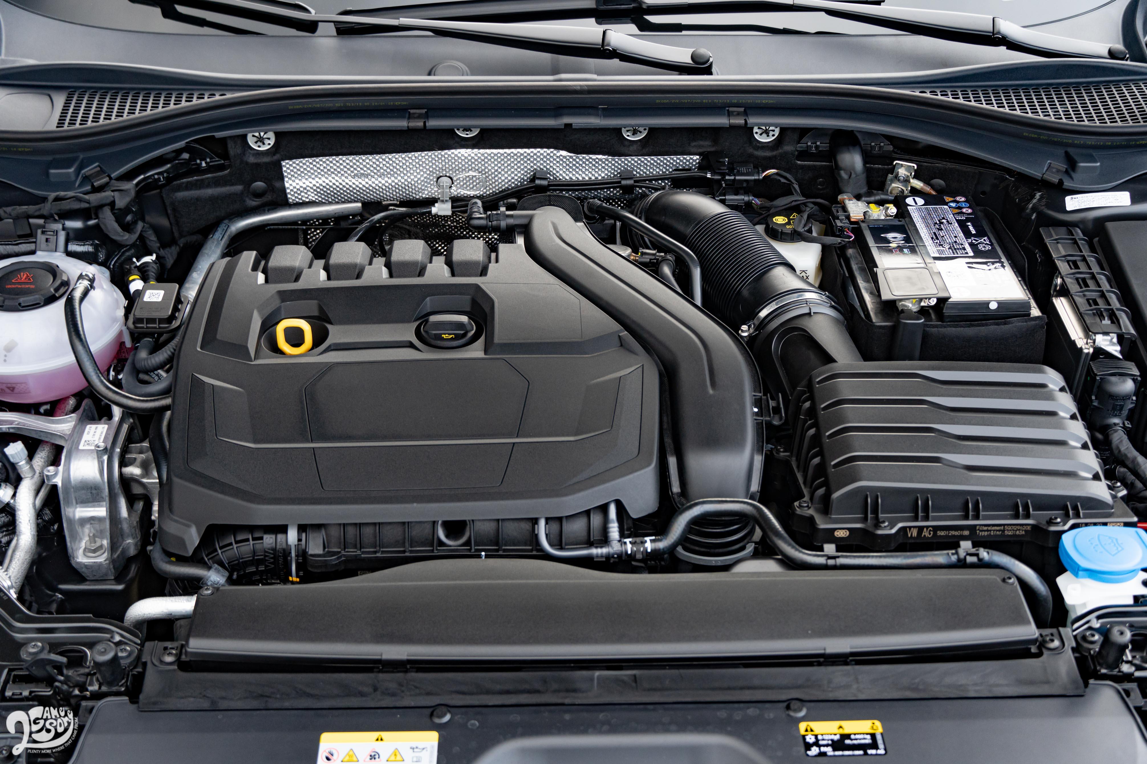 1.5 升渦輪四缸引擎配備 ACT 汽缸引擎歇止系統,搭配七速雙離合器自手排。