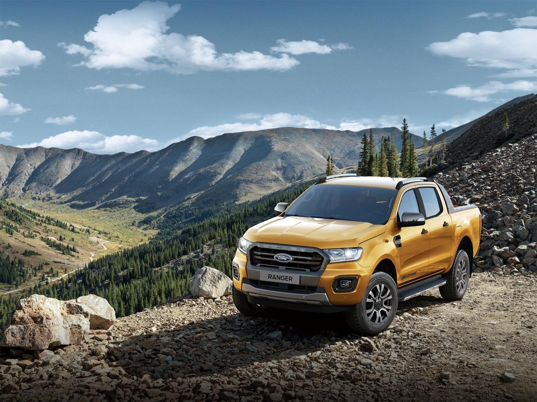 再推「行動無界限」生活,Ford 主打 Ranger Wildtrak 旗艦型