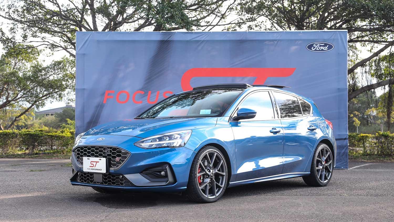 最強焦點!Ford Focus ST 136.9 萬登場接單