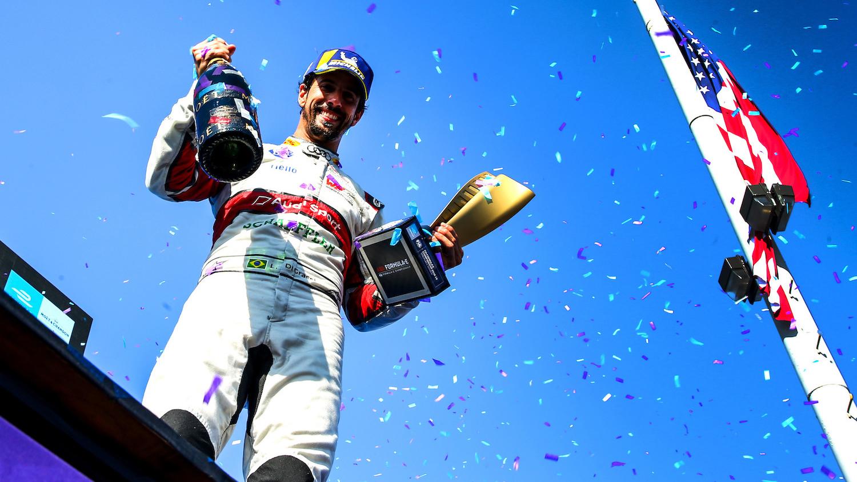 冠軍明年再來!Audi Sport 勇奪 Formula E 車隊總排名亞軍