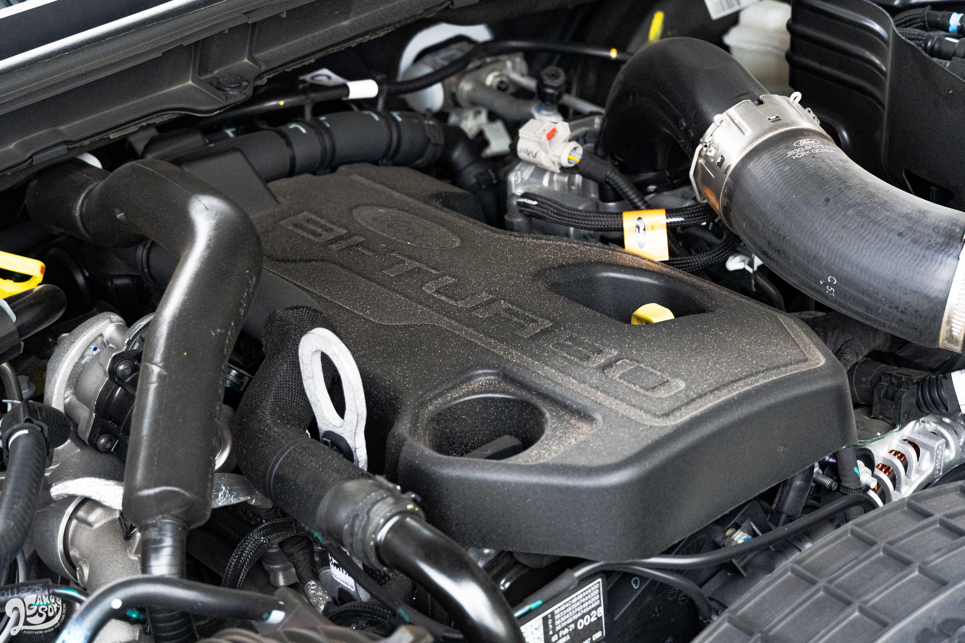 Ranger 運動型搭載四缸柴油渦輪引擎,最大馬力 213 ps,扭力則是 51 公斤米。