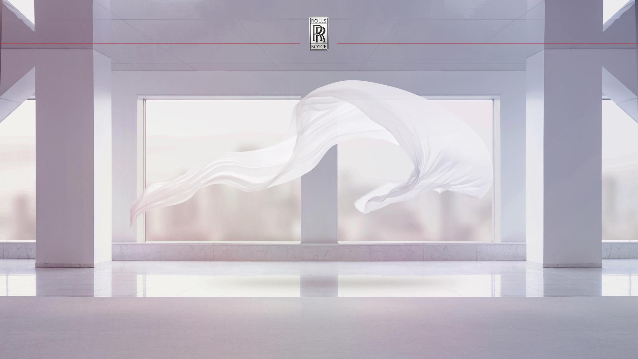 新世代 Rolls-Royce Ghost 給你更乾淨的空氣,將於第三季亮相