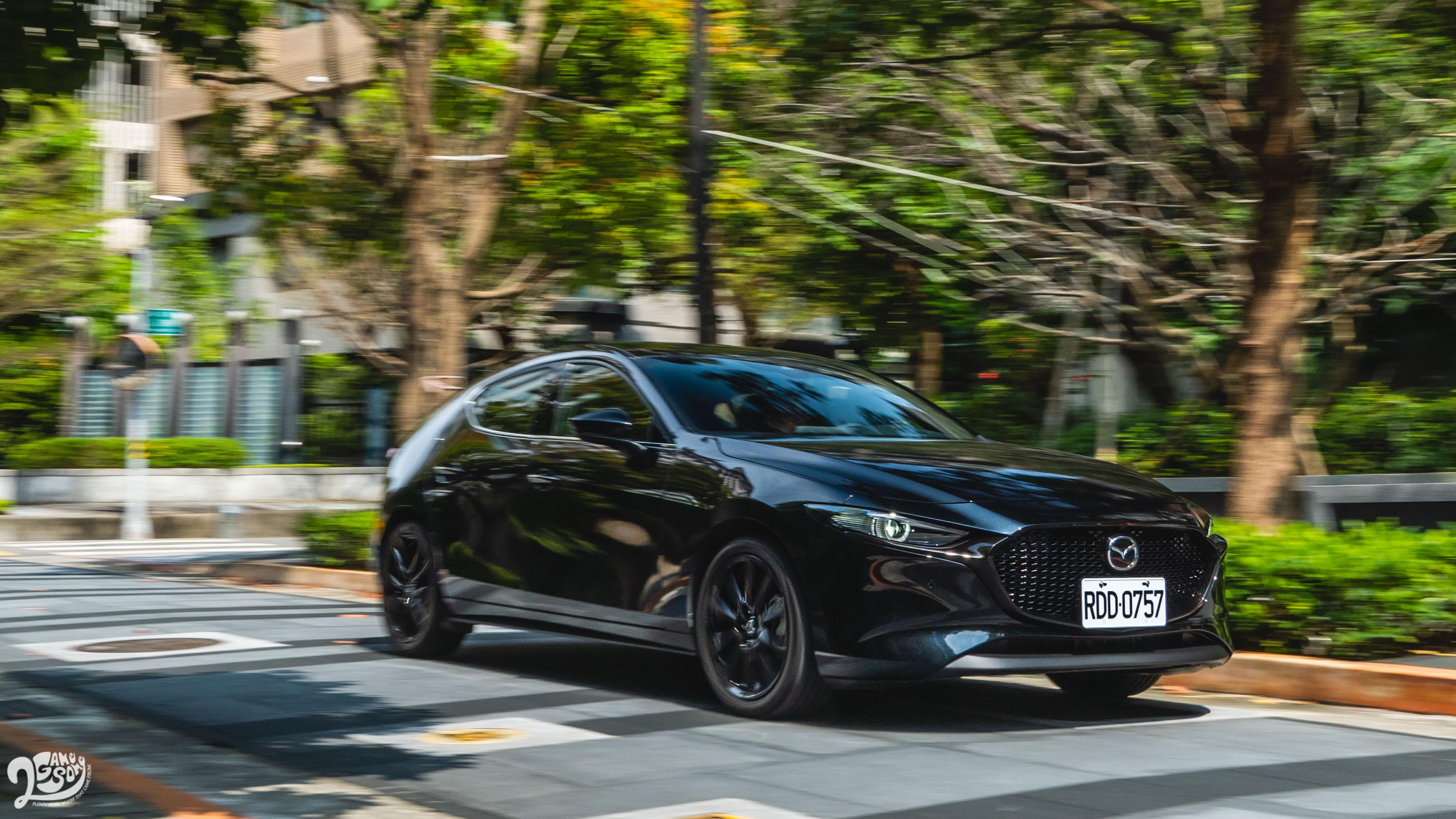 ▲ 正 21 年式 Mazda3 質感依舊,競爭力大加分