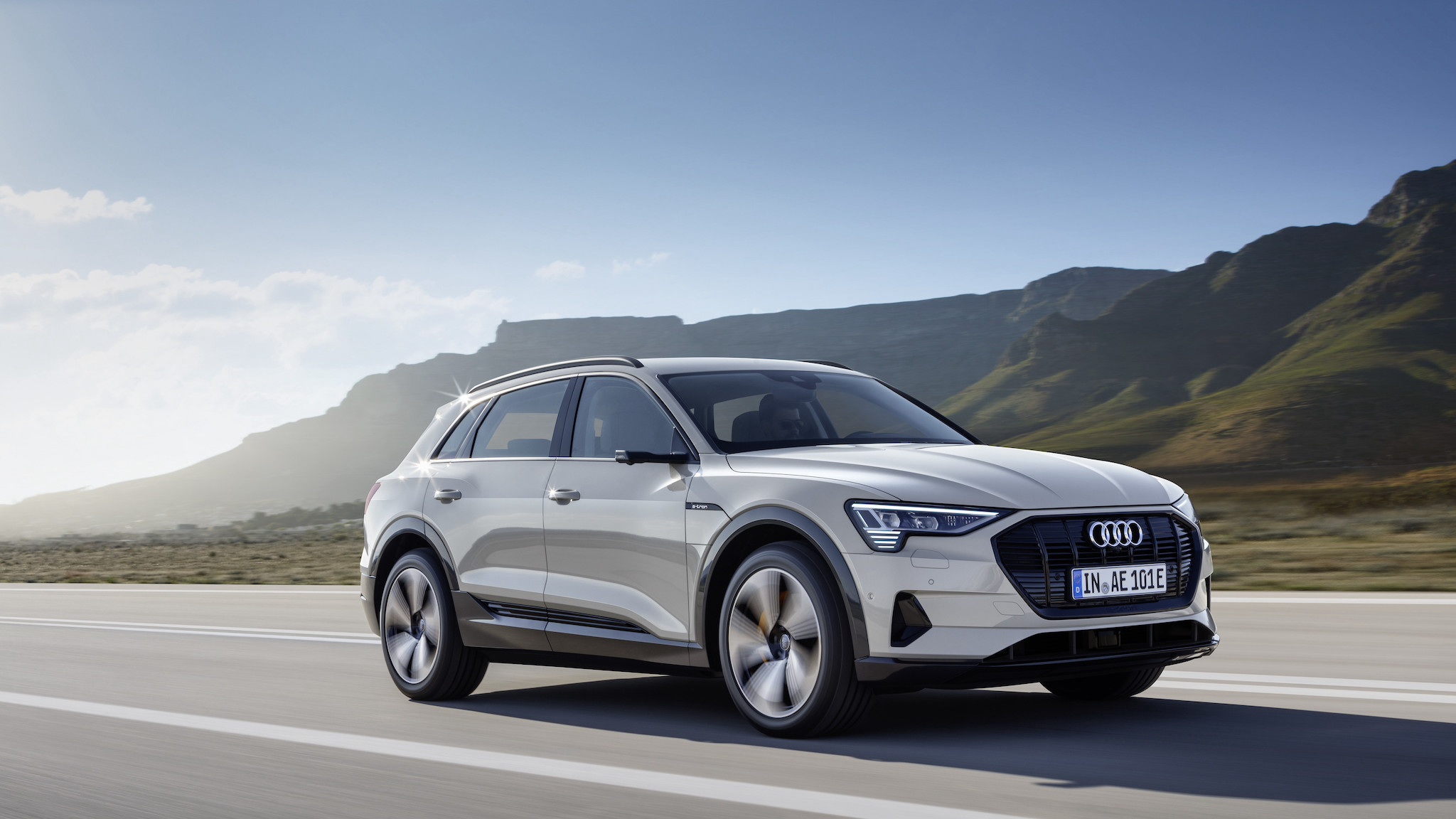 一張圖看懂 Audi 純電生活圈,年底前再增六座快充站