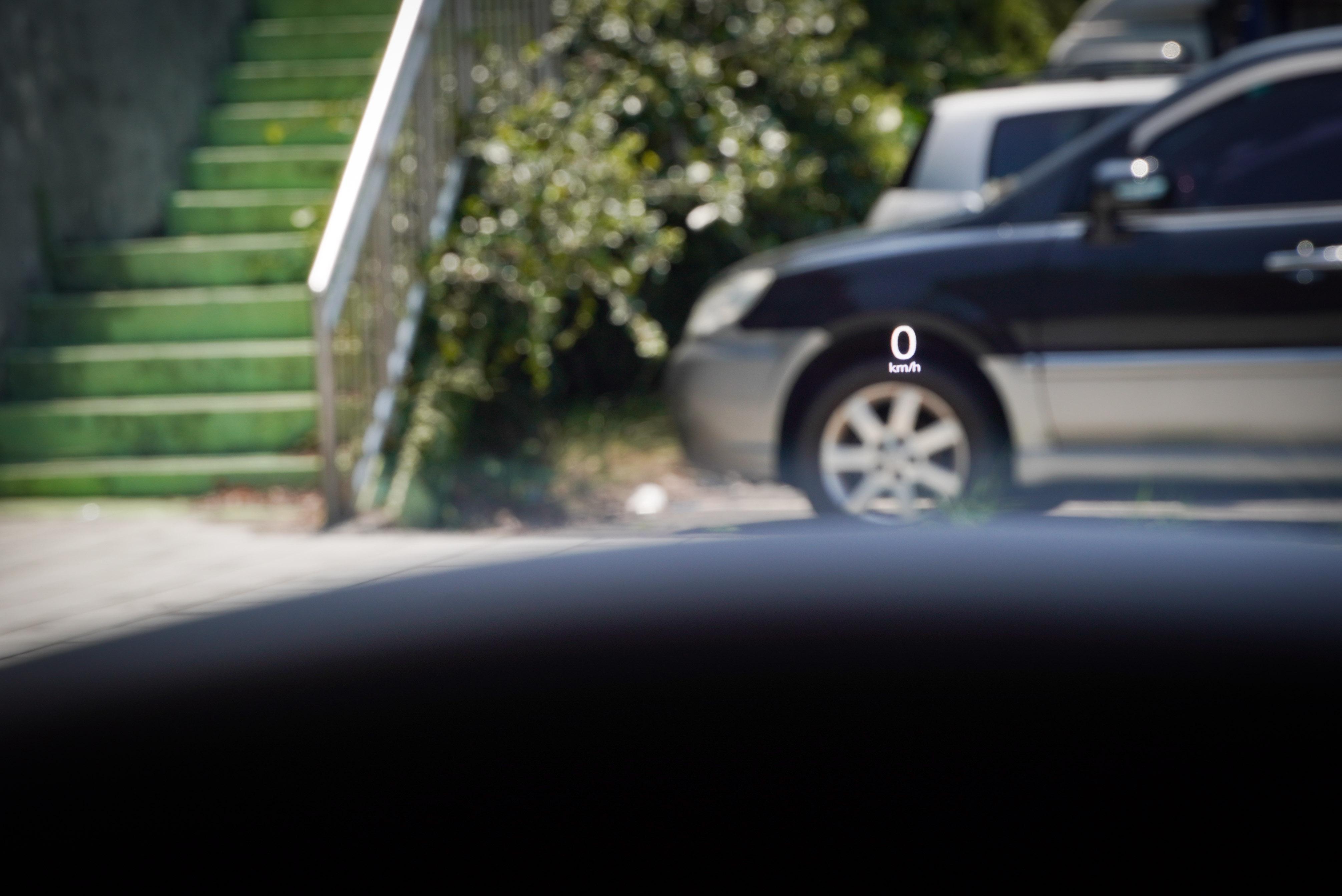 21 年式 Mazda3 旗艦型取消抬頭顯示器,改為旗艦進化型標準配備。