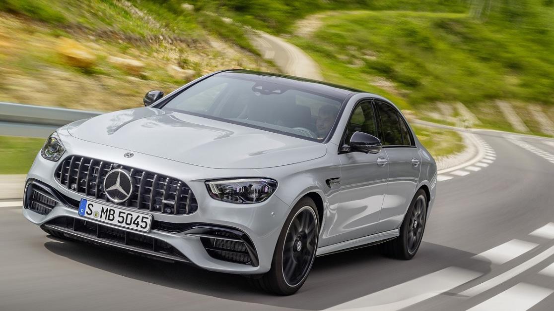V8 雙渦輪、571 匹馬力!全新 Mercedes-AMG E 63 4MATIC+ 712 萬起