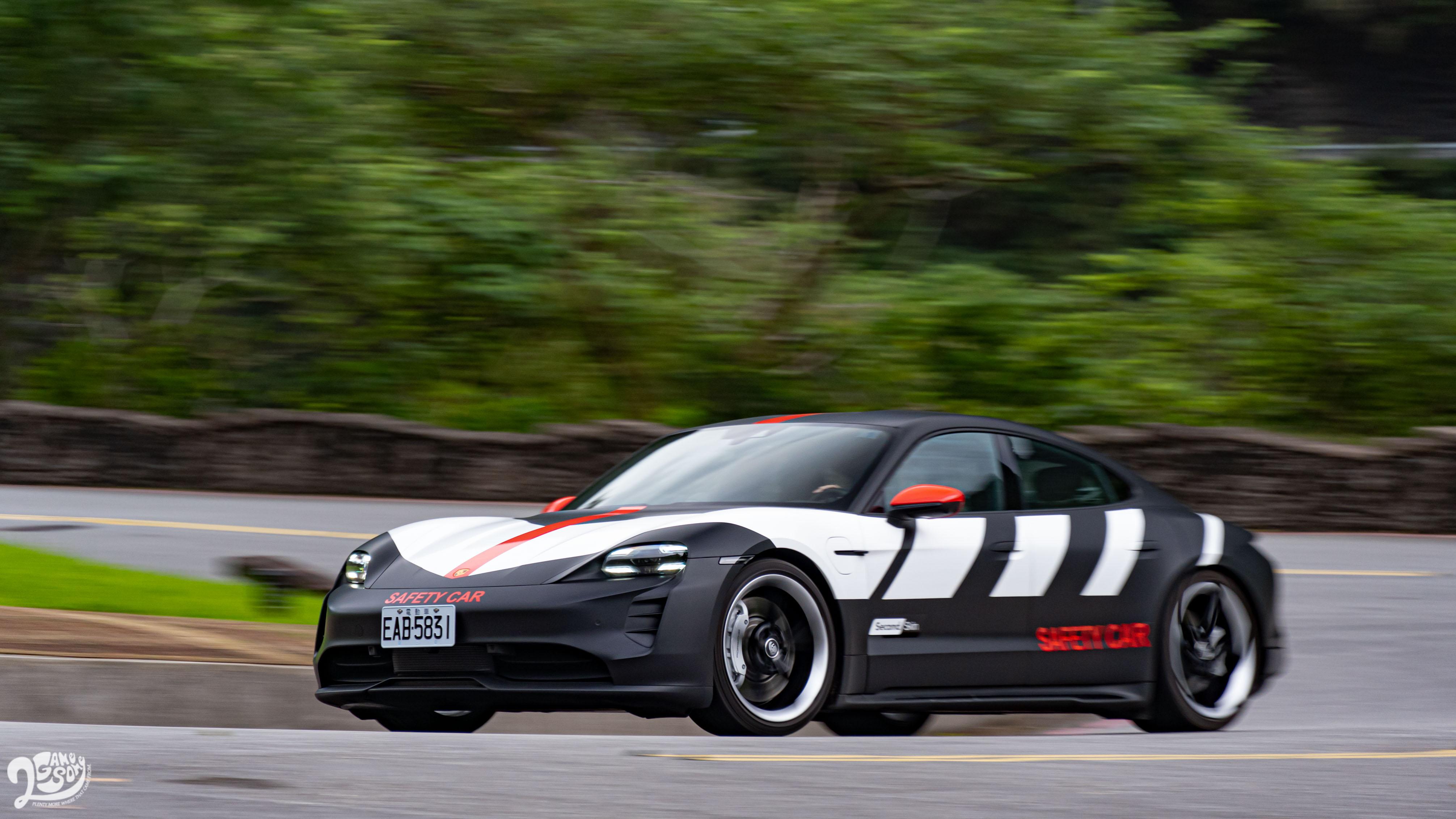 Porsche Taycan 還像不像個保時捷?【專題報導下集】