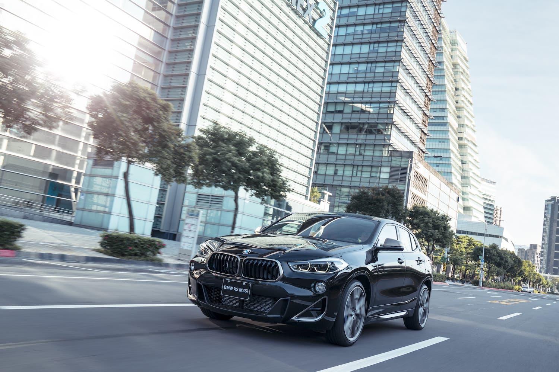 這個「M 四」不是那個 M4!BMW X2 M35i 發表