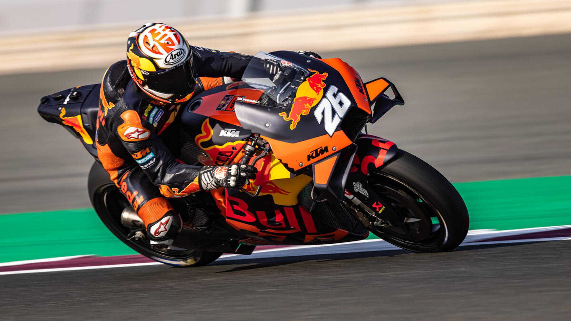 ▲ 傳奇重磅出場!Red Bull KTM 測試車手 Dani Pedrosa 8 月外卡參賽 MotoGP JK