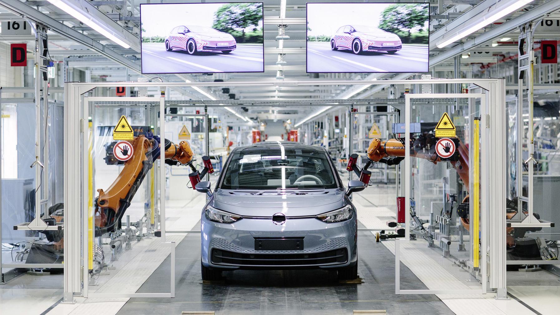 Volkswagen 砸 22 億加速電動車生產,5 年推逾 20 款純電車