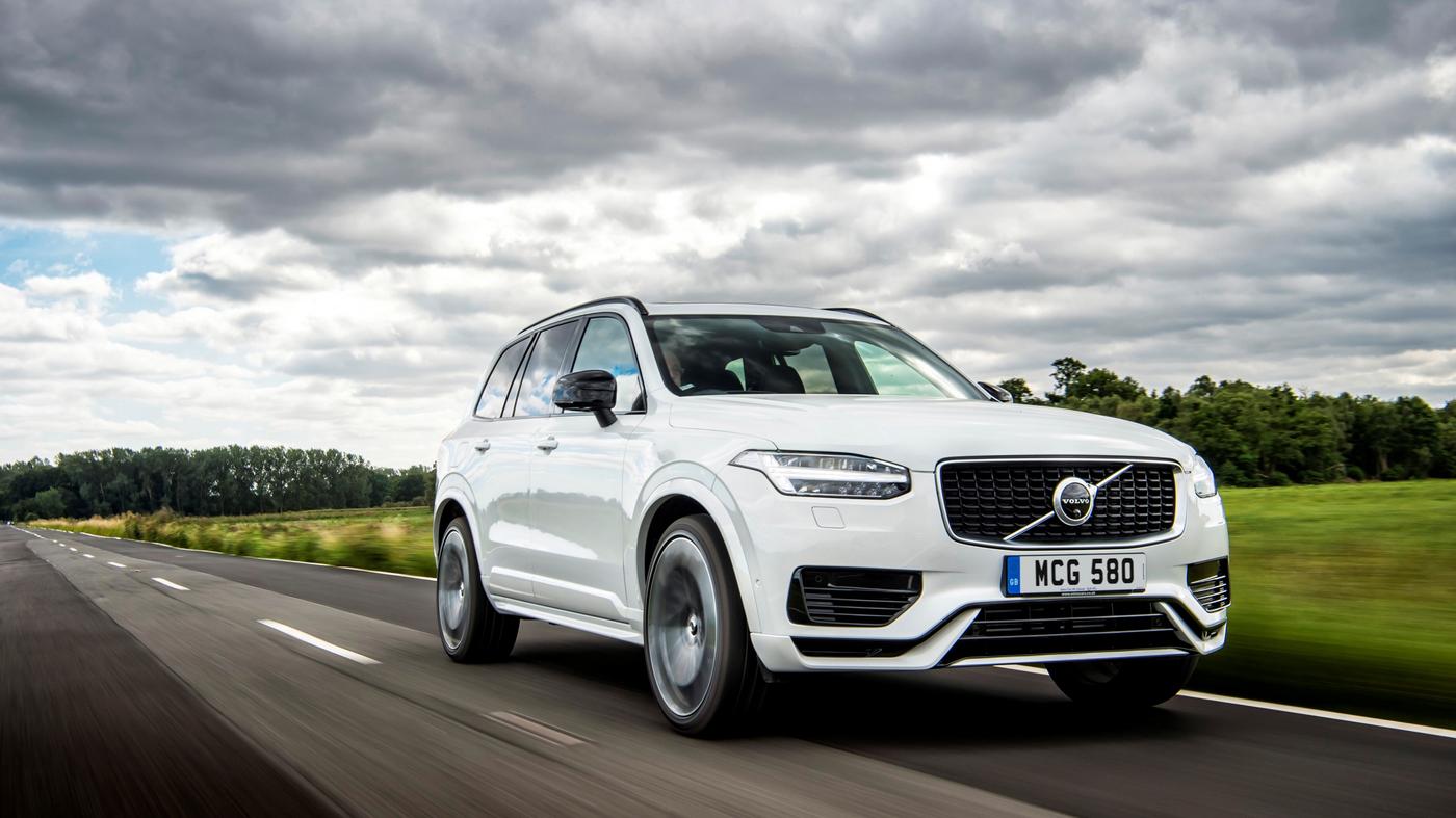 Volvo XC90 T8 PHEV 入選《What Car?》年度最佳電動車