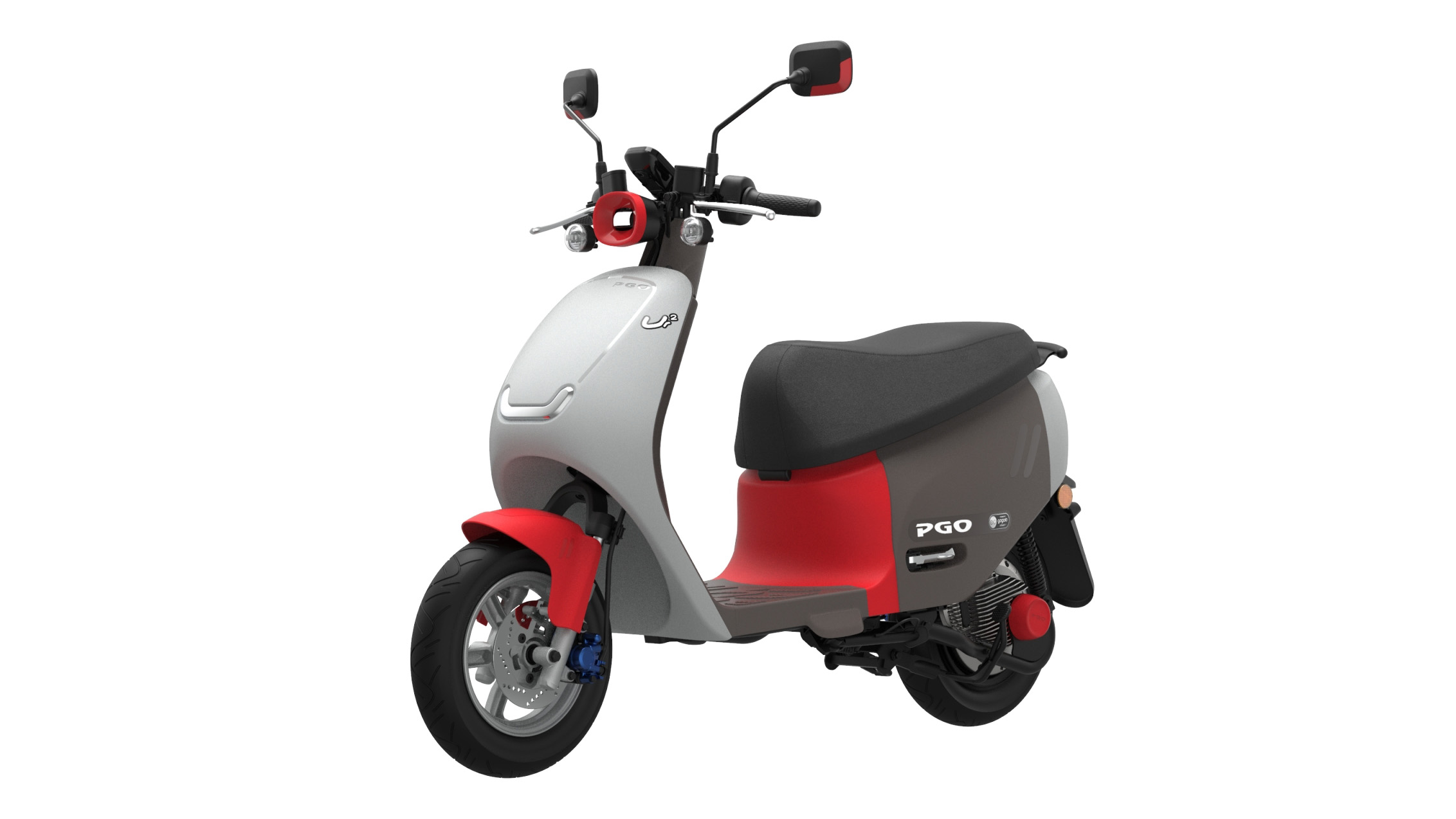 PGO 預告三月推出「可愛版」PBGN 電動車 Ur2