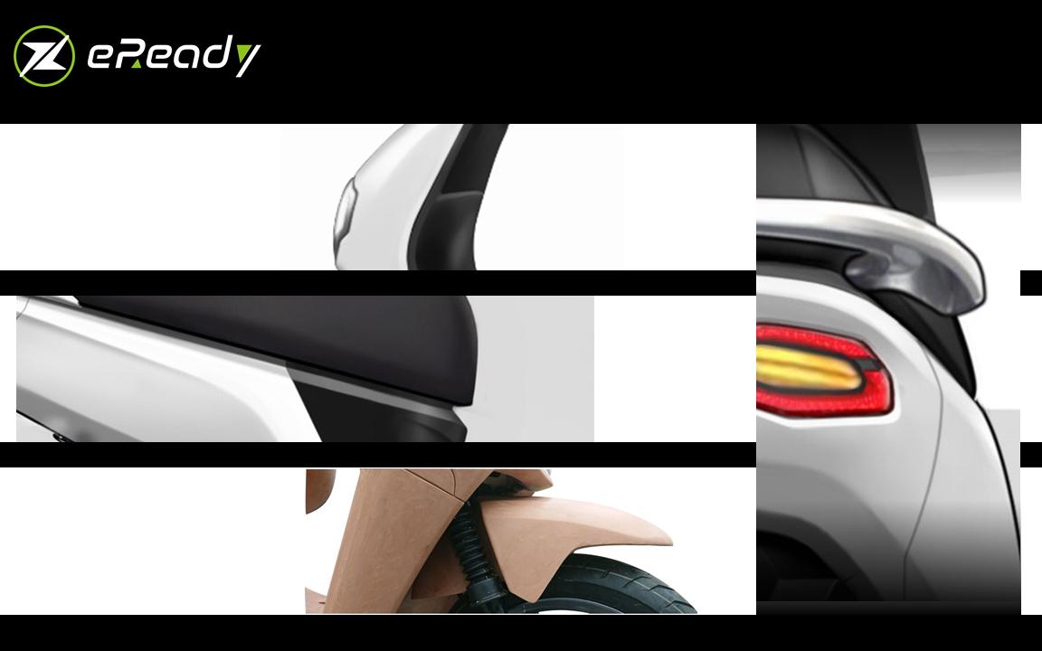 eReady首款電動機車曝光!2021 年底三款新車推出!2025 年目標電動幾車市占 20%