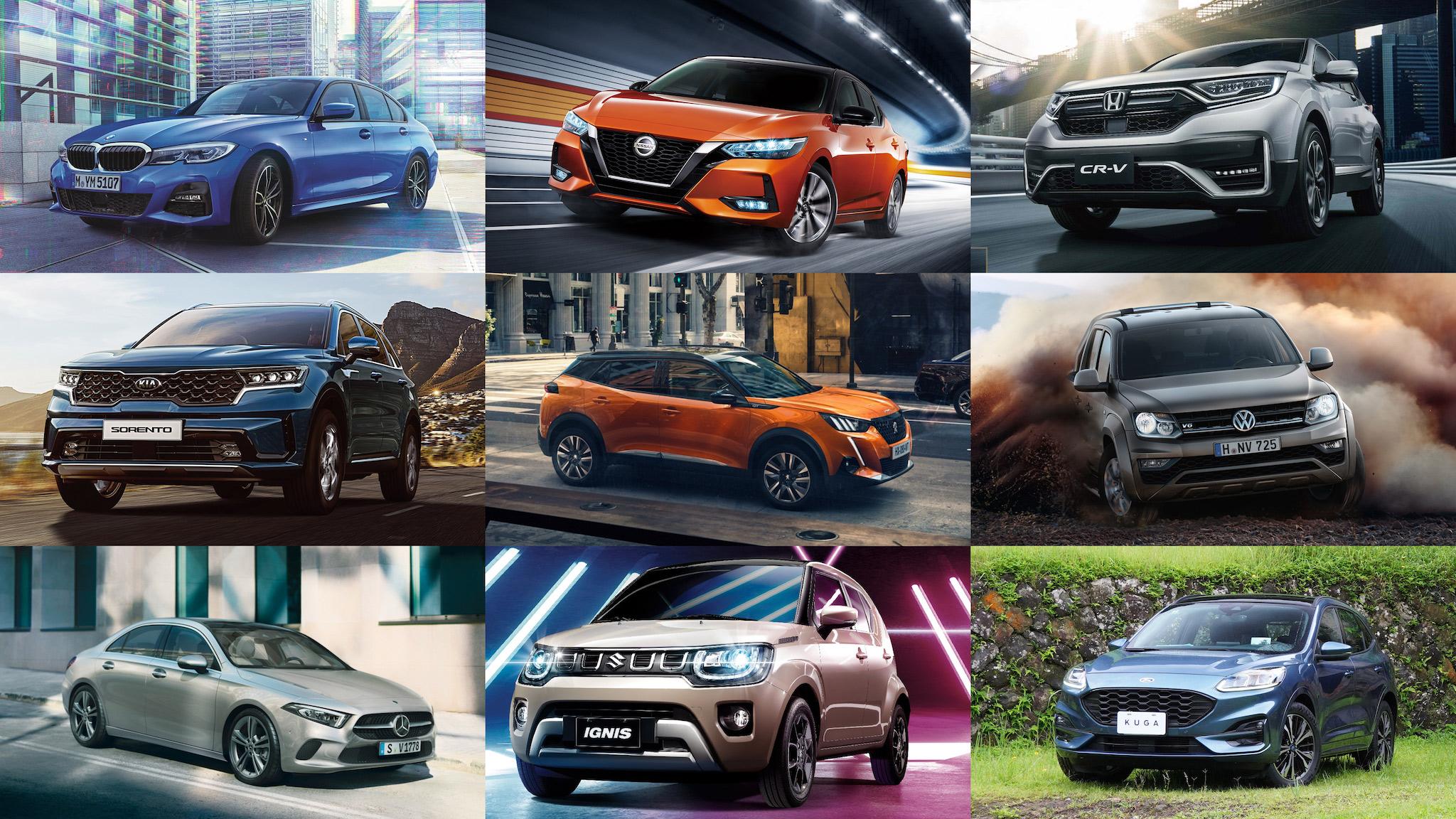 2020 年 11 月汽機車優惠總整理,購車、回廠看這裡!