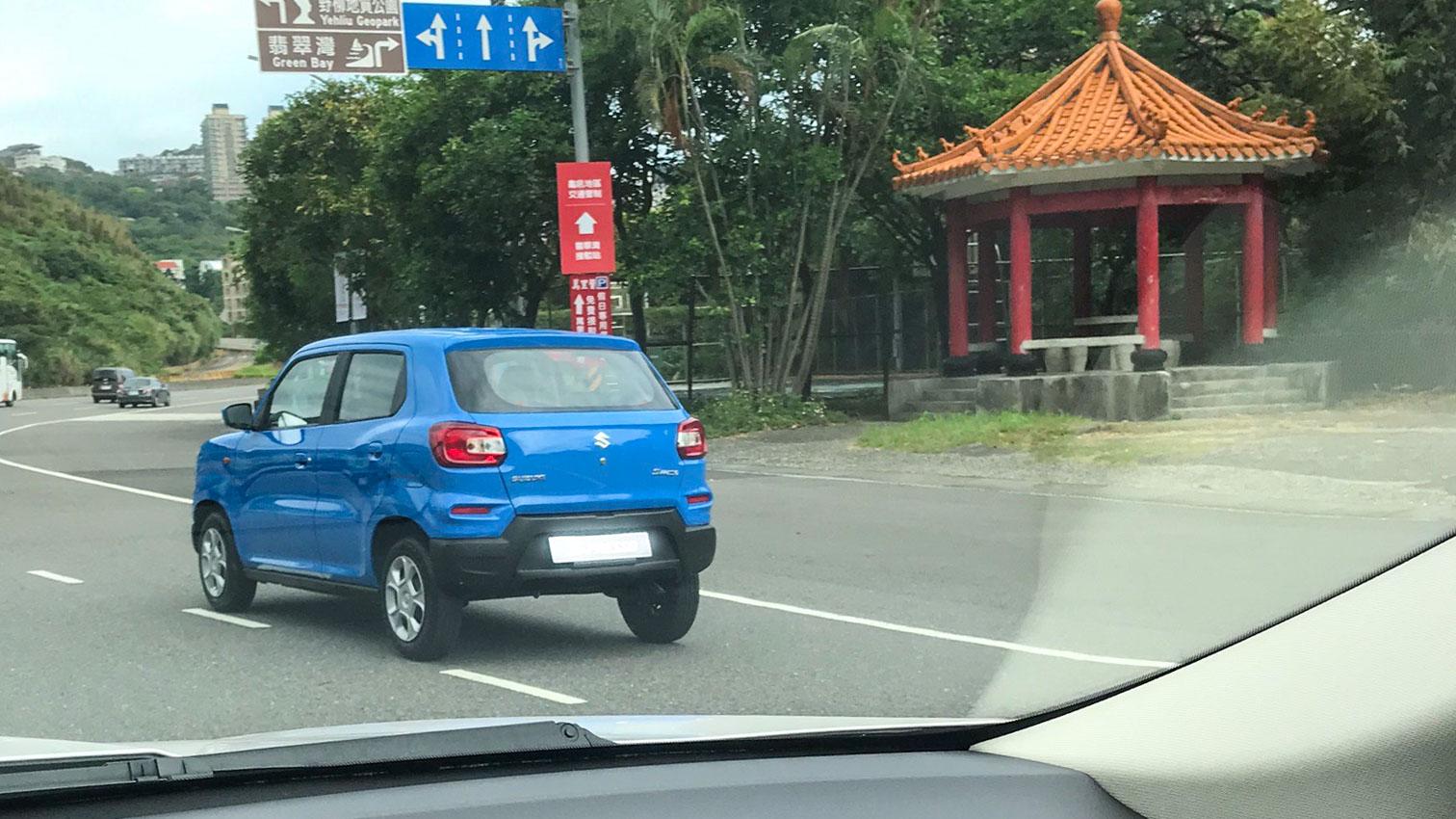 Suzuki 要推全新小休旅?S-Presso 台灣道路捕獲!