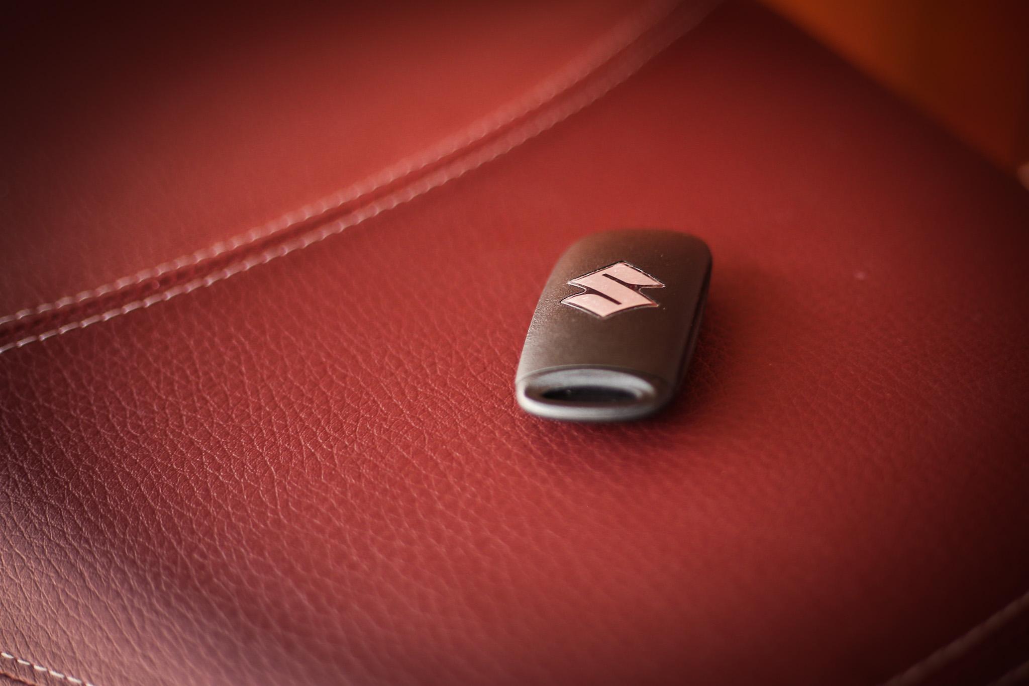 Keyless鑰匙功能只要靠近車輛就可解鎖啟動,更為便利。