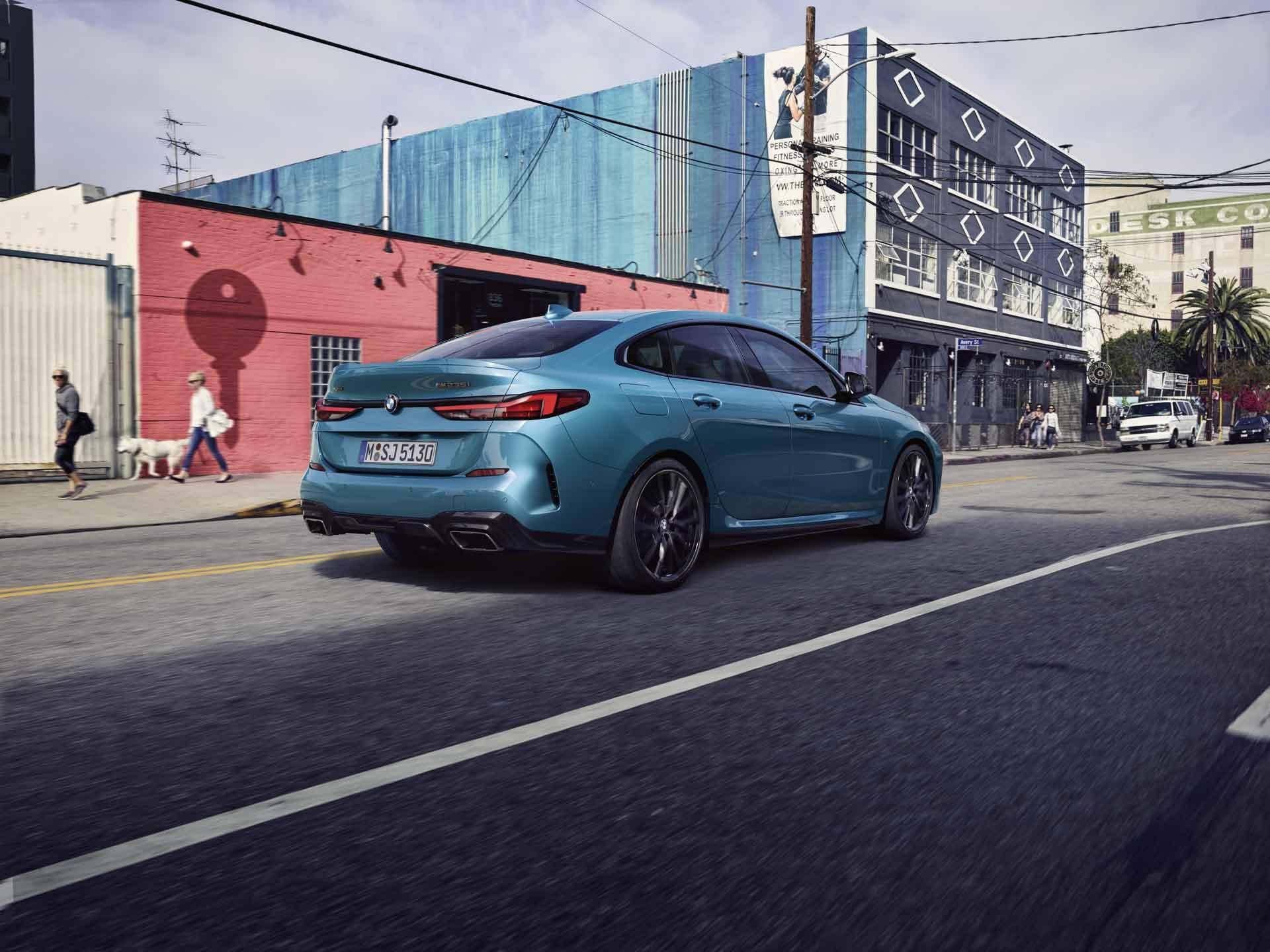 2021 年式 BMW 2系列Gran Coupé,提供低月付 9,900 元起多元分期方案或尊榮租賃專案。