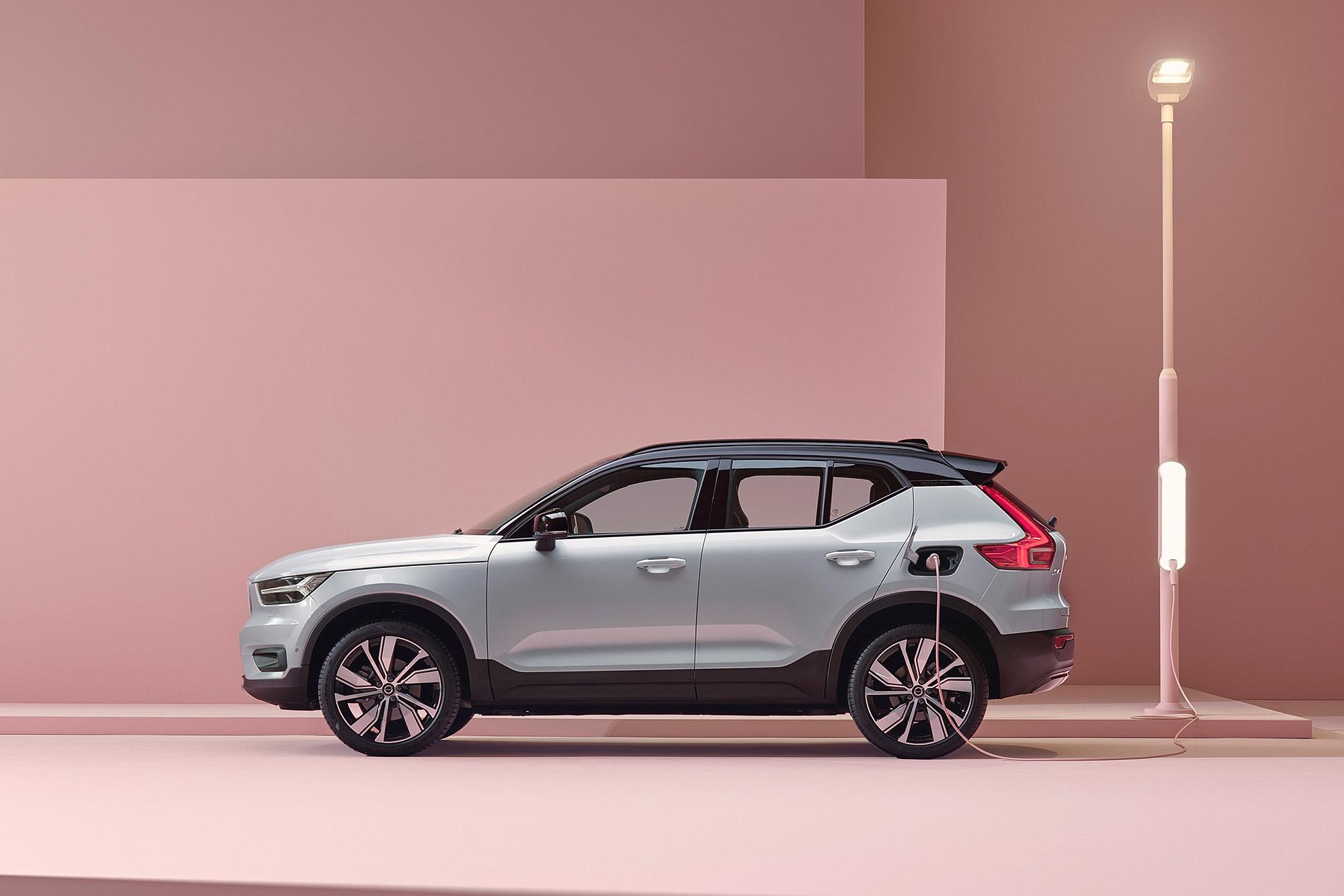 目前 Volvo 家族僅有 XC40 Recharge 一款純電動車產品,上市時間則訂在 2020 年。