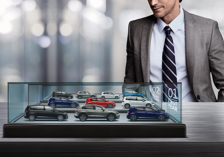 福斯任你選,Volkswagen 123 訂閱式租賃起跑