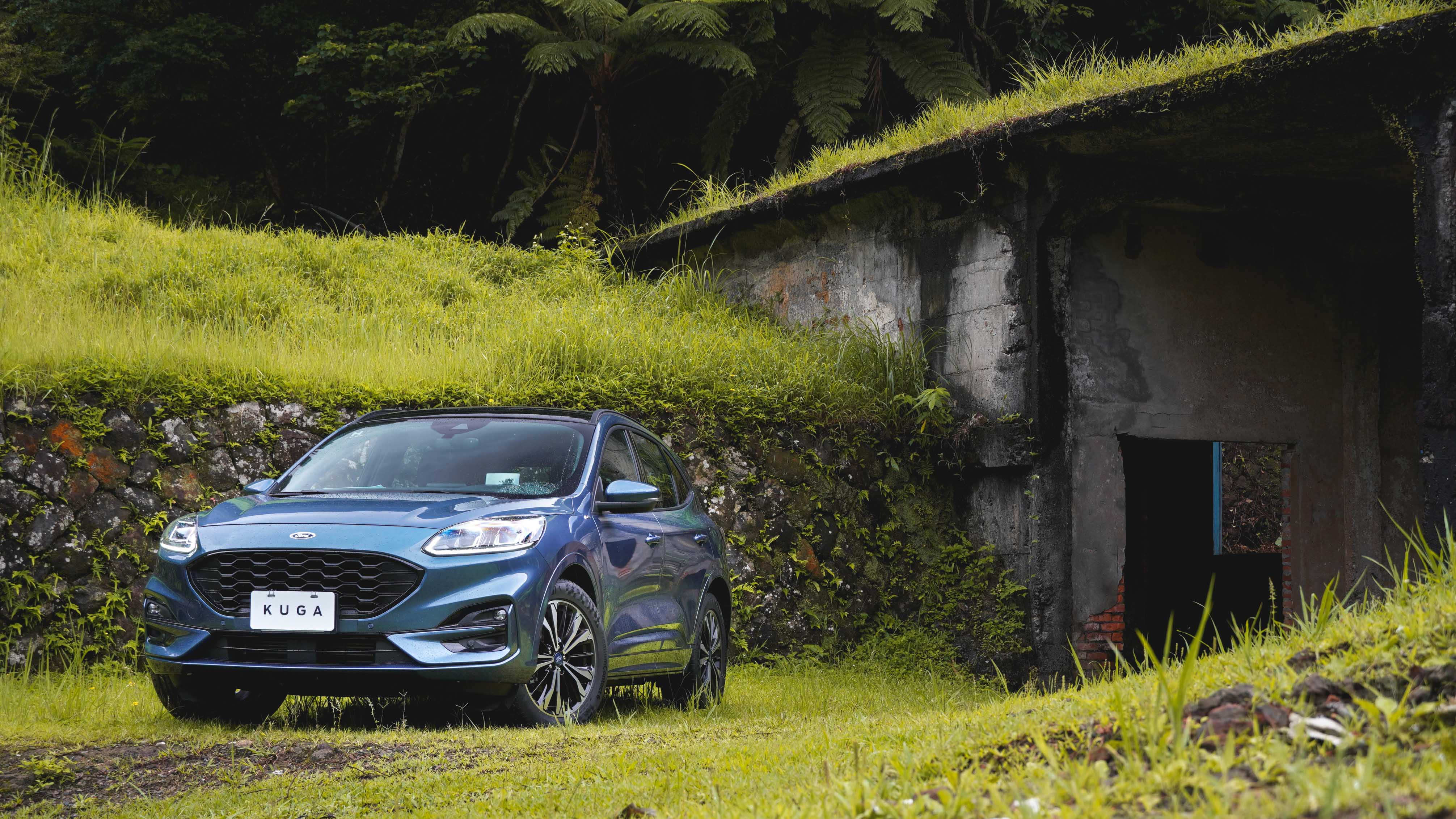 Ford Kuga ST-Line,百萬級休旅中的性能尤物