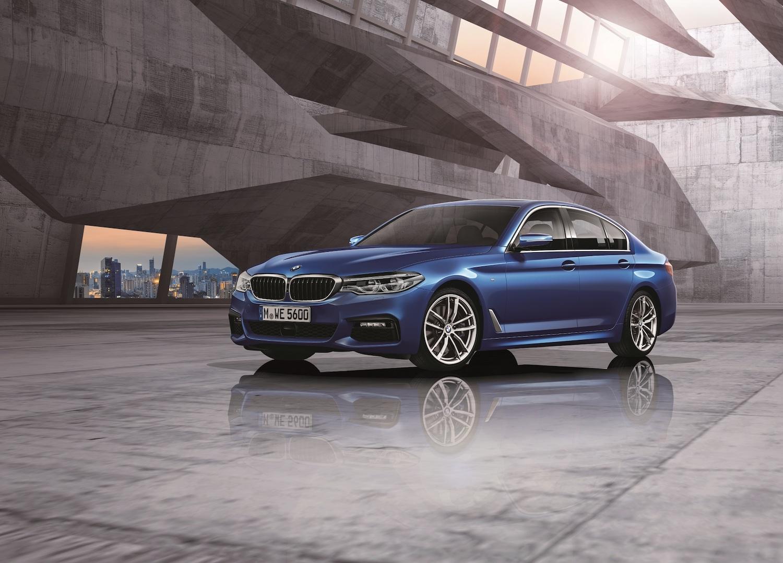 BMW 5 系列白金旗艦版,入主送星野集團奢華假期