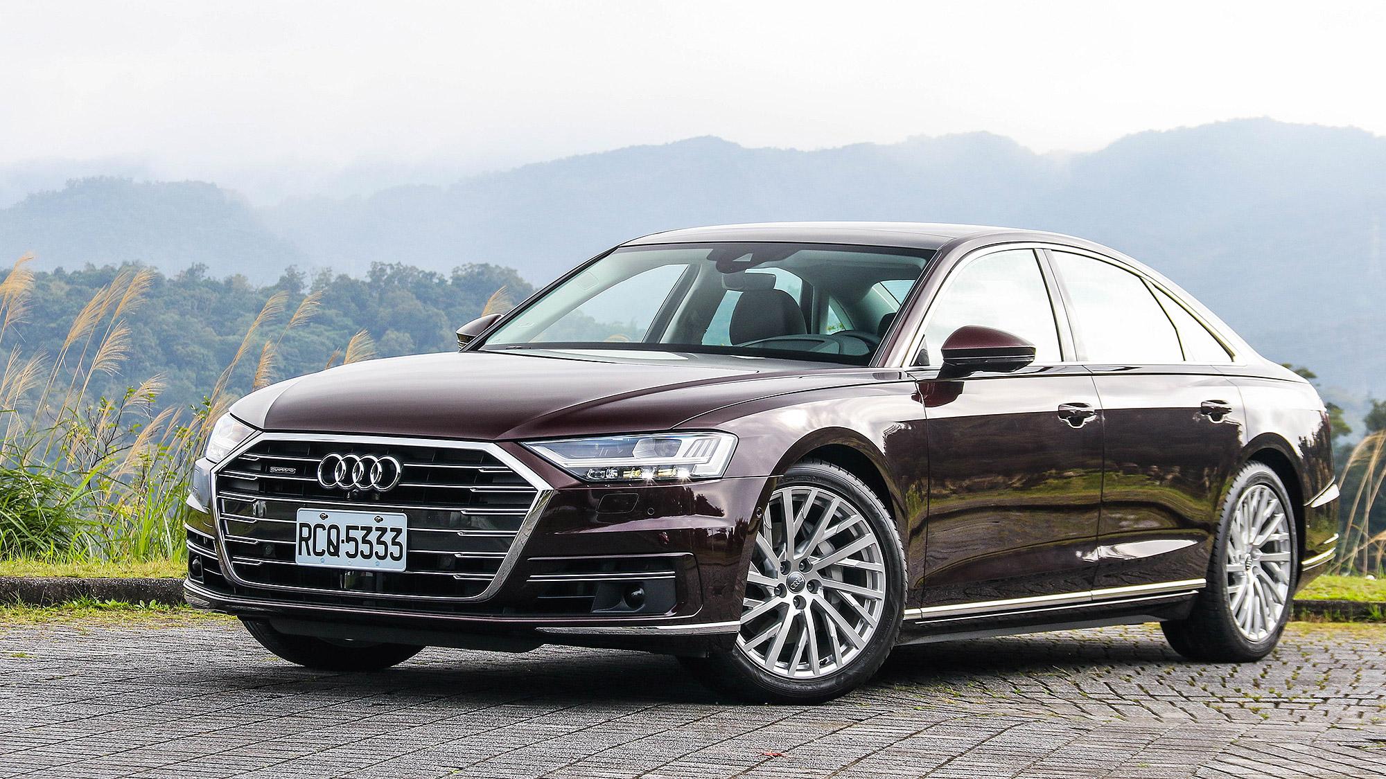 不只照明技術是亮點, Audi A8 50 TDI quattro 更值得多瞧幾眼