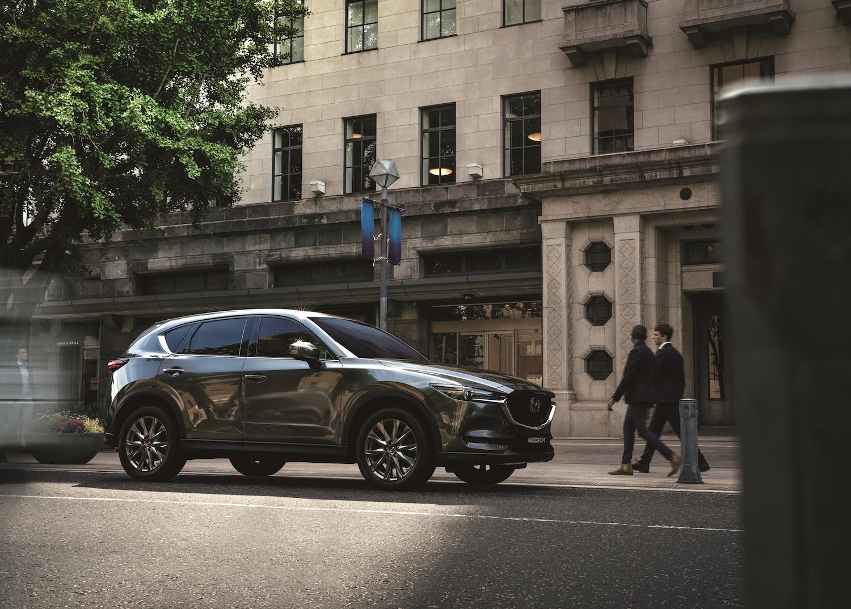 MRCC 入標配,2020 年式 Mazda CX-5 111.9 萬起接單