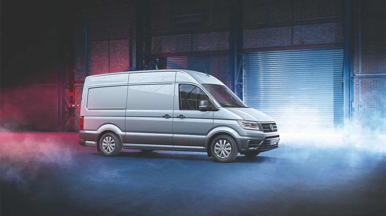 福斯商旅 Crafter Van 首登台,現身商車博覽會
