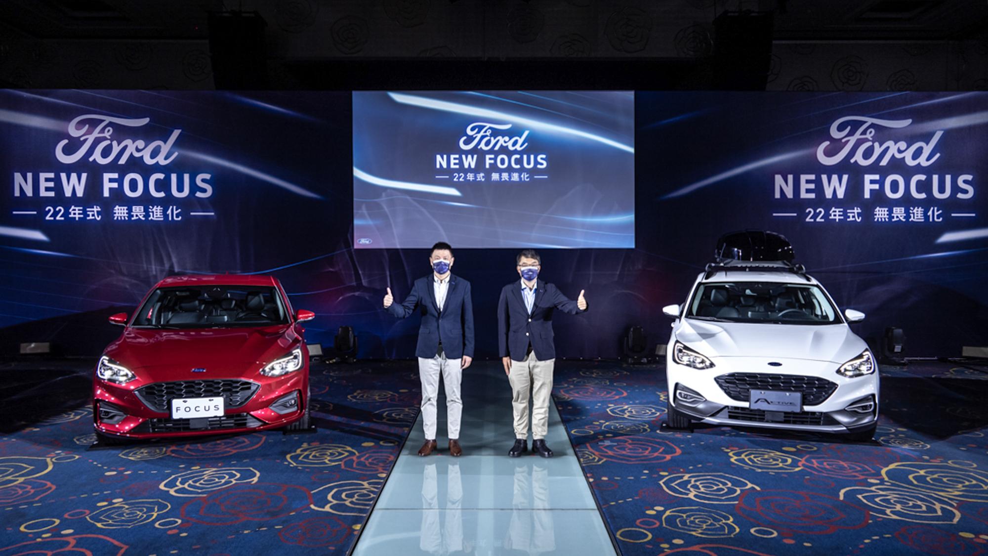 ▲ Ford Focus 2022 年式登場!德製手排鋼砲 Focus ST 6MT 138.8 萬同步登台