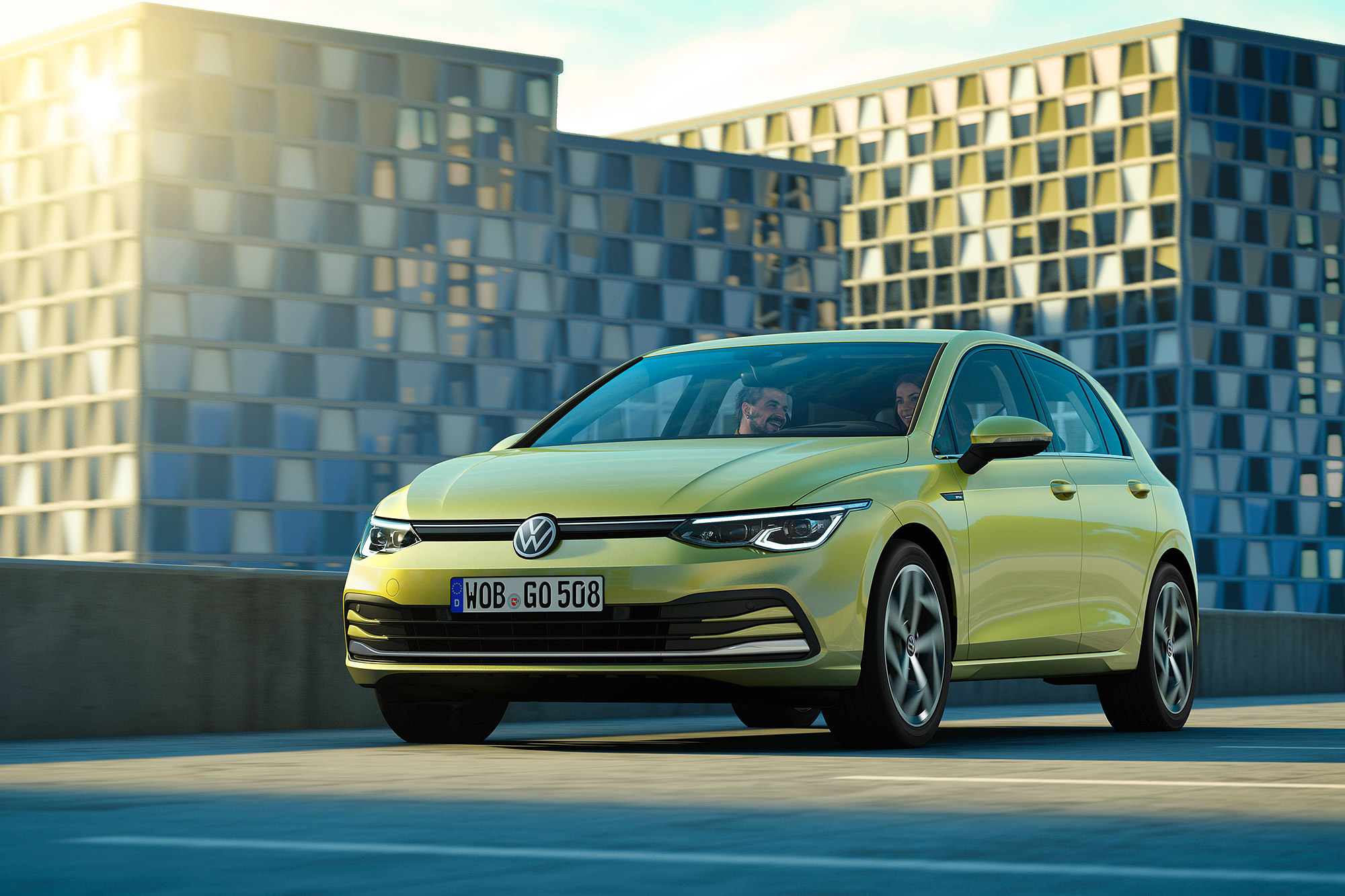 Volkswagen 透過第 8 代 Golf 的發表,宣告 48V Mild-Hybrid 走入量產市售。
