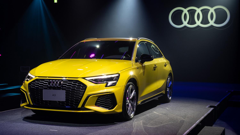 全新 Audi A3 Sportback 138 萬起、310 匹鋼砲 S3 Sportback 259 萬正式上市