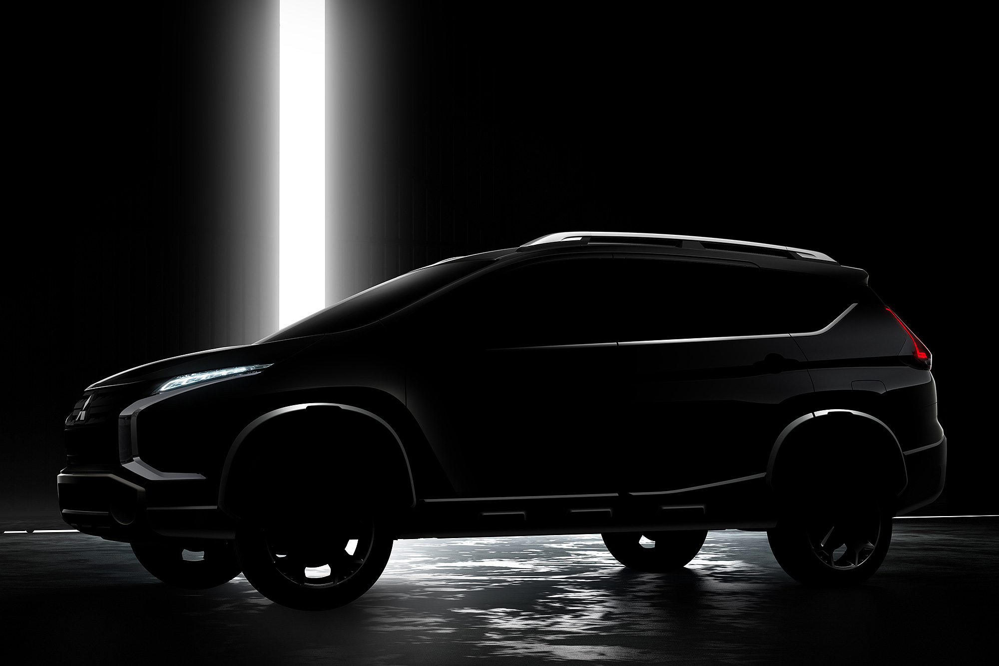 Mitsubishi 將在印尼發表跨界 MPV 。
