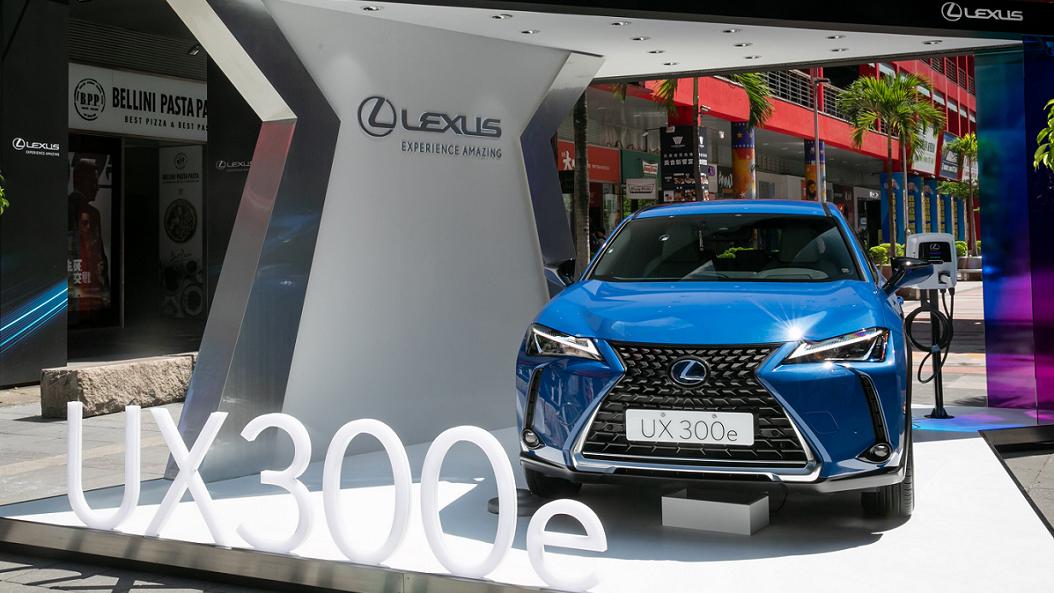 Lexus 電動車 UX 300e 受好評!優惠名額再加碼