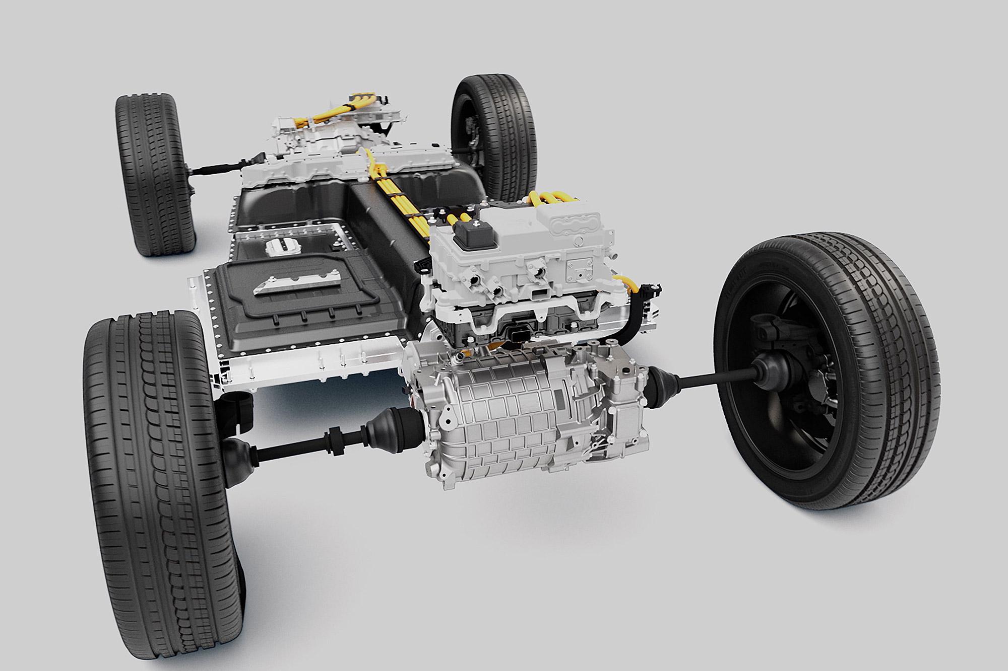 電動車的崛起,讓專精於內燃機動力技術的傳統車廠起跑點拉回與有意切入汽車製造業的公司相同。
