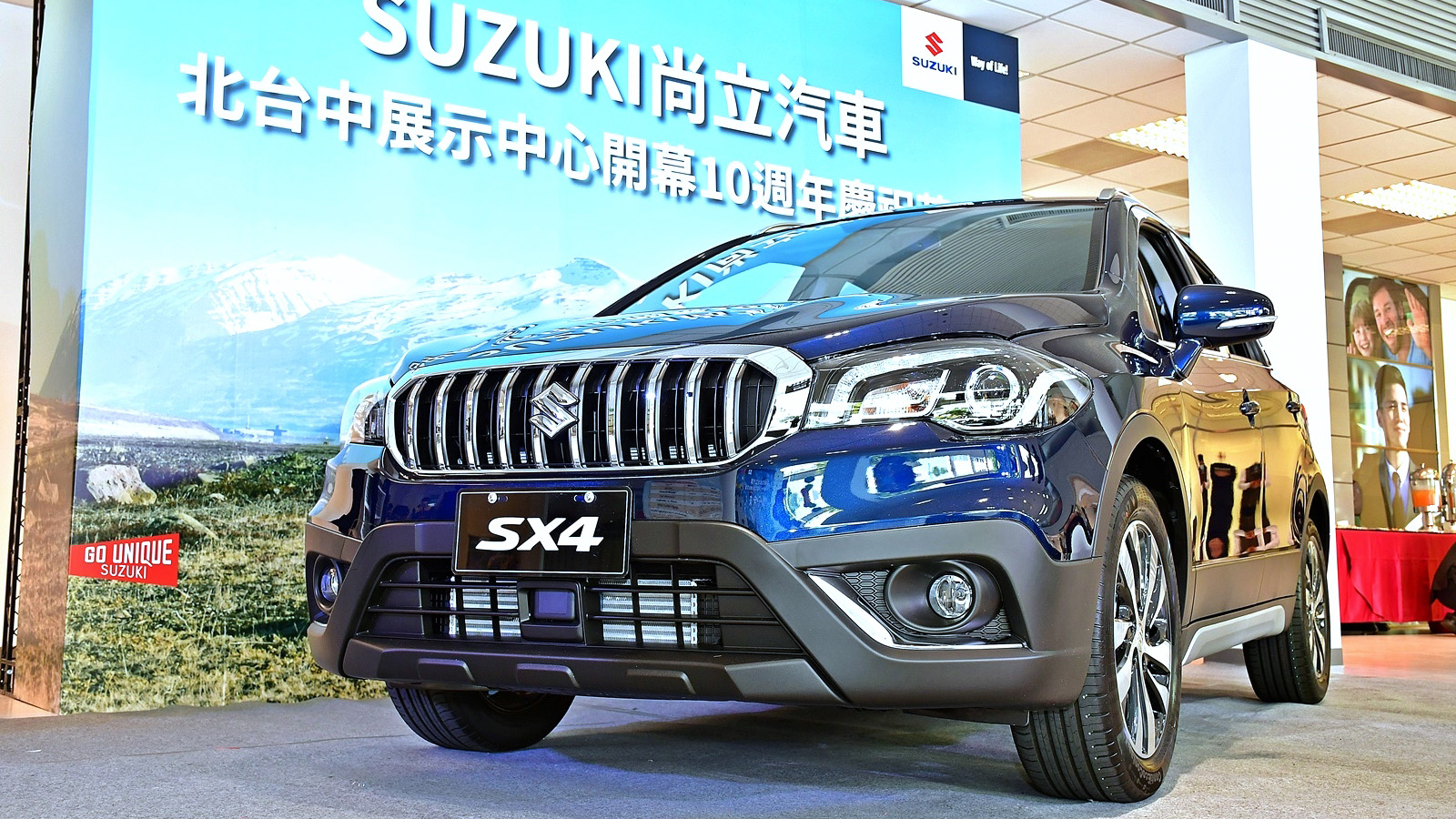 小改款 Suzuki SX4 標配 ACC 新增車色,89 萬起正式開賣