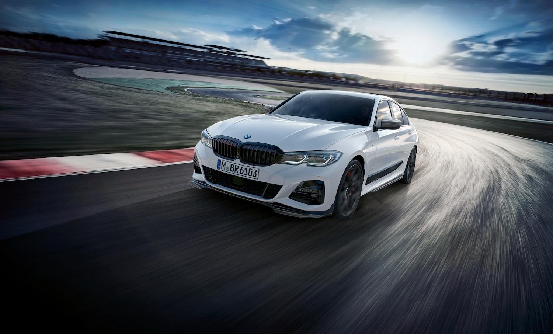 一身勁裝!BMW 3 系列推 M Performance 套件