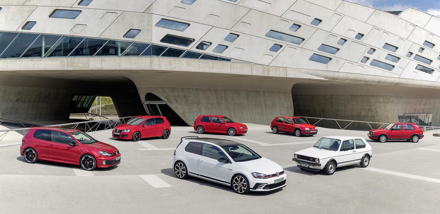 請你 Focus 在車價上,新年式 Volkswagen Golf GTI 現金預購價 136.8 萬起