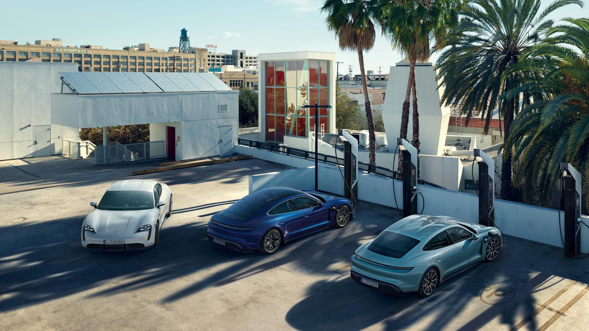 一張圖看懂 Porsche Taiwan 充電網計畫,Taycan 準車主別錯過!