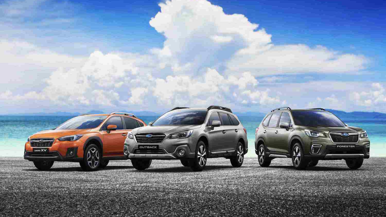2020 年式 Subaru Forester 加量不加價!11 月推多元購車優惠