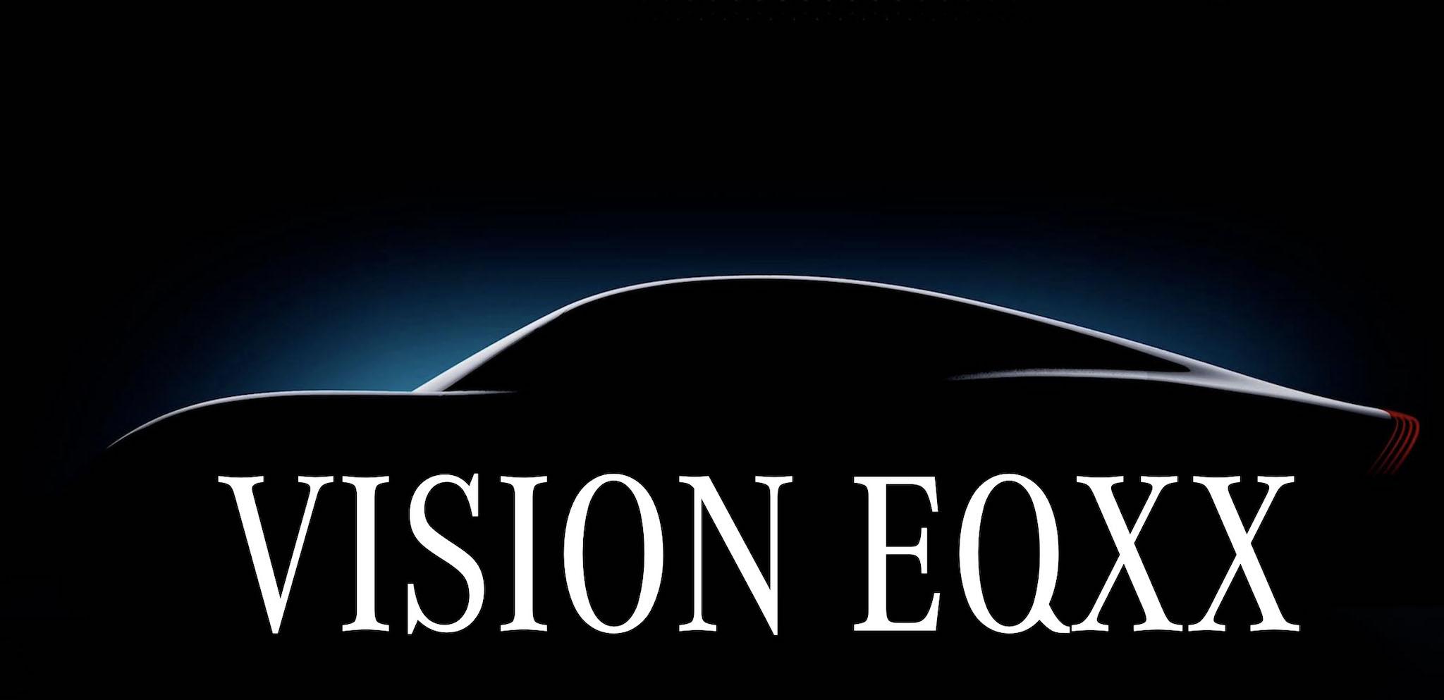 Mercedes-Benz Vision EQXX 計畫。
