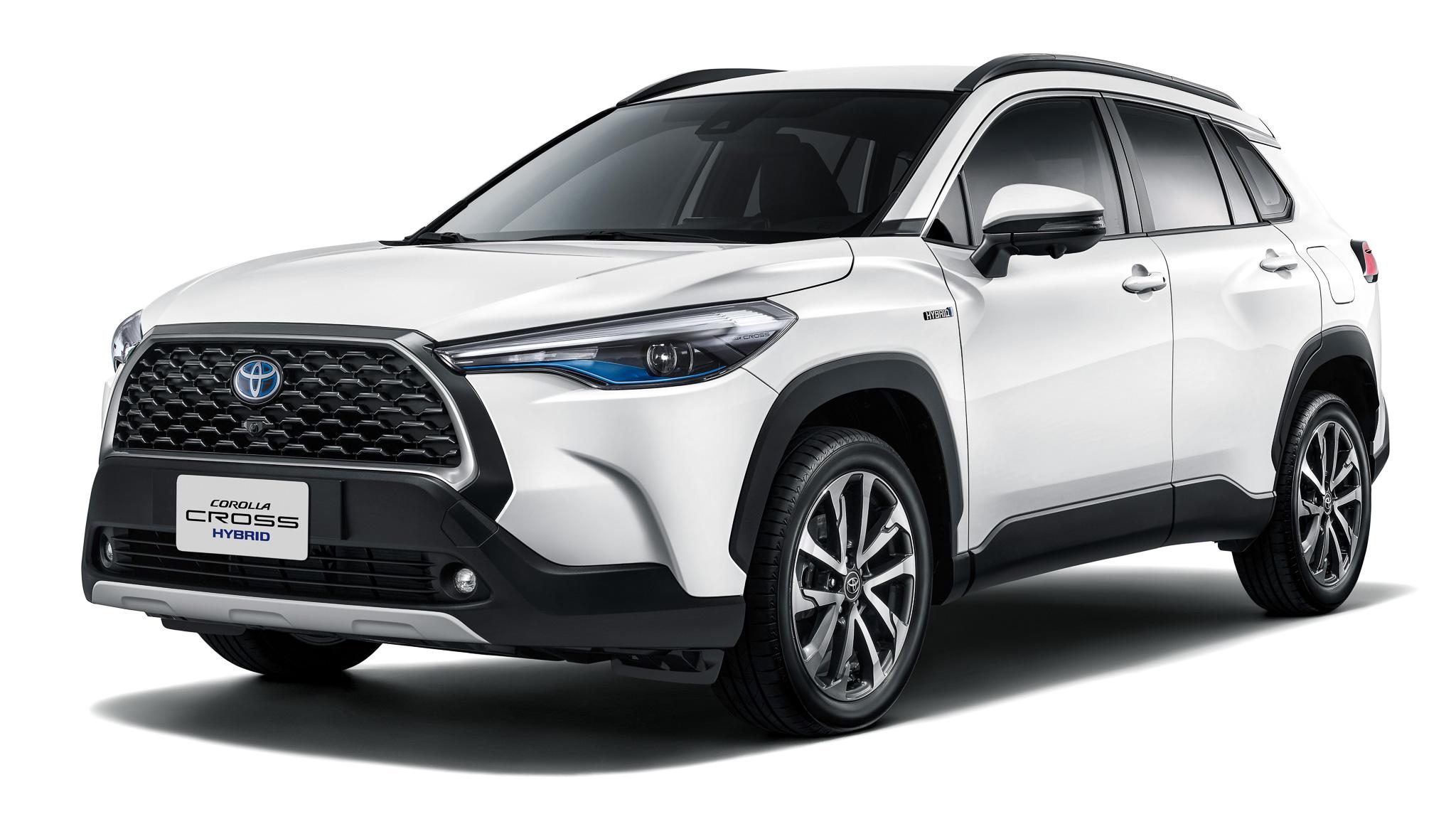 77.9 萬起標配 ACC 與 7 氣囊!Toyota Corolla Cross 預售起跑